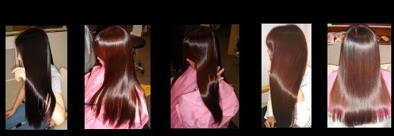 縮毛矯正の実績は100%美容師の実力で決まる。
