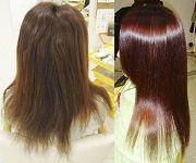 三島の髪質改善うまい最新美髪矯正シルクレッチ・美髪縮毛矯正エンパニ®