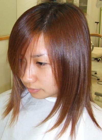 優秀な美髪改善技術~八尾美髪矯正~