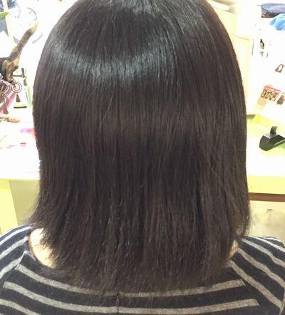 高難易度縮毛矯正攻略システム美髪矯正シルクレッチ®