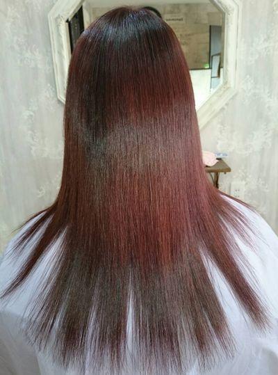 蒲田1st縮毛矯正 美髪髪質改善効果の高い美髪縮毛矯正