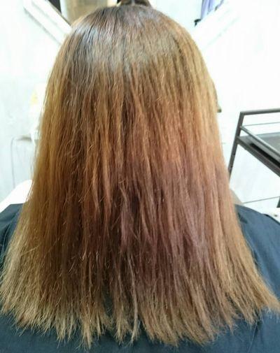 福岡縮毛矯正|髪質改善効果の高い美髪化縮毛矯正