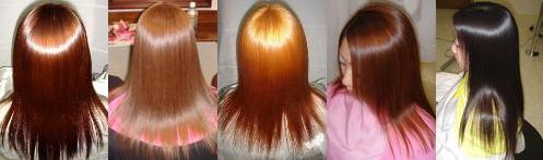 石神井公園美髪矯正シルクレッチ®髪質改善美髪システム