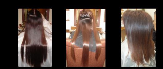 横浜1st縮毛矯正 髪質改善効果の高い美髪システム