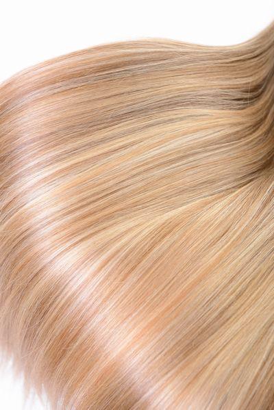 サラサラとしたストレート美髪