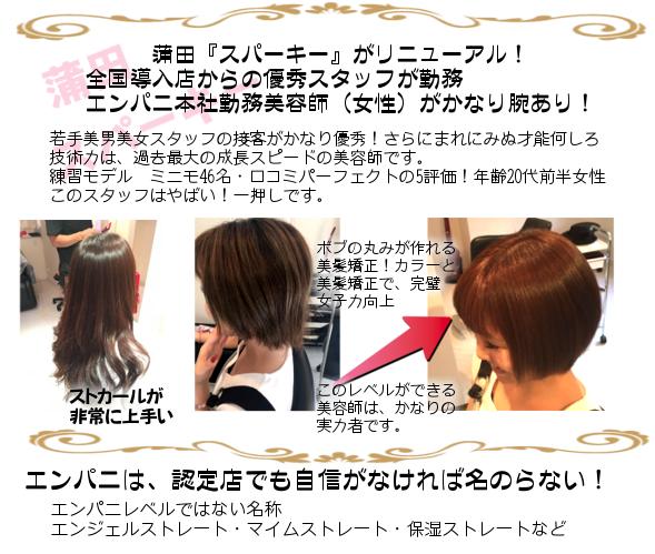 西葛西縮毛矯正|上手に縮毛矯正をコントロールできる美髪化専門店