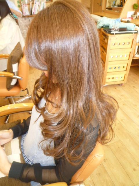美髪化専門店|美髪化デジタルパーマ(デジパー)効果