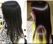 鈴鹿1st縮毛矯正 髪質改善効果に優れた美髪矯正シルクレッチ®