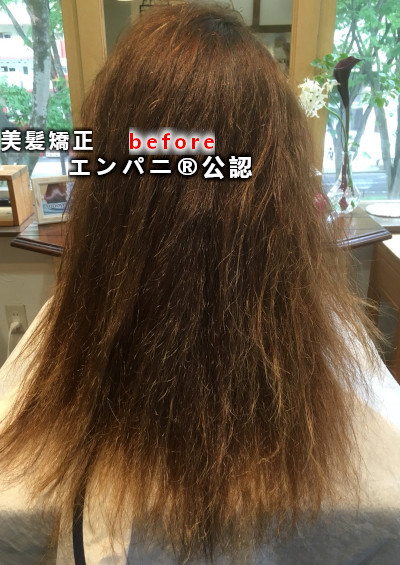 江戸川縮毛矯正|高難易度縮毛矯正美髪化専門店エンパニ®口コミ