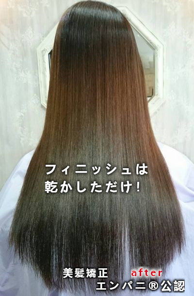 東金縮毛矯正情報『美髪ナビ』日本一最高峰美髪化縮毛矯正